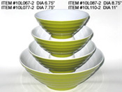 Double Wall Dinner Sets