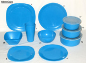 MicroCore Dinner Sets